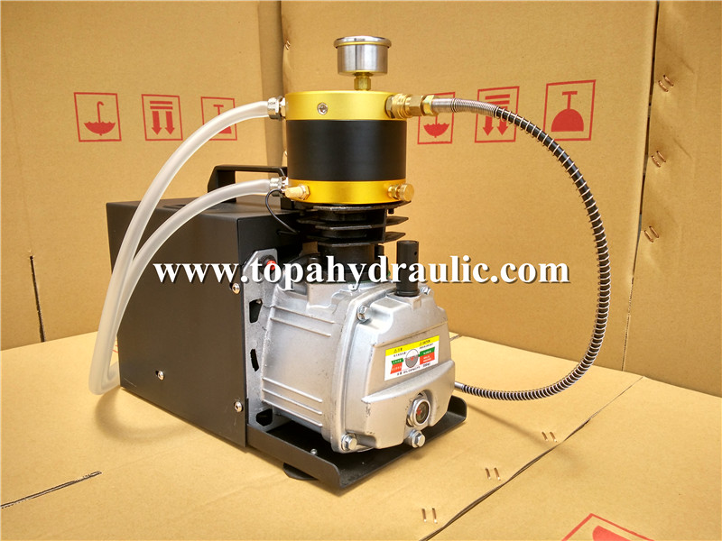diving shoebox medical breathing piston mobile  compressor