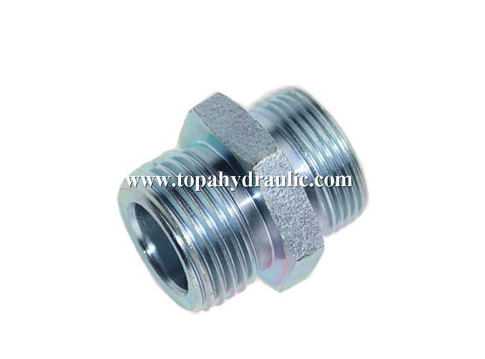 oil stainless steel high pressure hose fittings