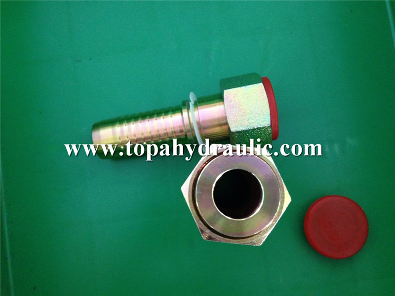New Arrival China Metric Pipe Thread Fittings - Specifications parker hydraulic fittings catalog industrial –  Topa