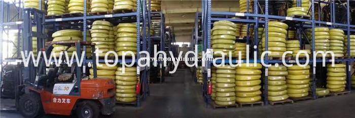 Komatsu oil resistant hydraulic parts