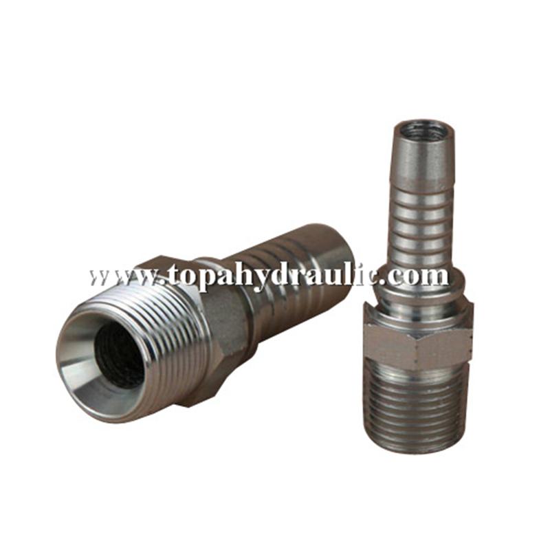 Kubota cooper identifying hydraulic hose fittings