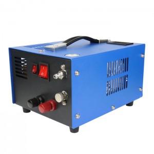 4500 psi 300bar high pressure pump electric pcpportable air compressor
