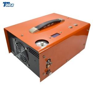 300 Bar 30mpa 12v Volts Mini Inflatable Compresor Pcp Car Air Pump