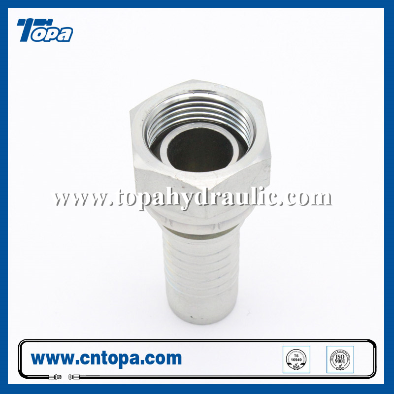 OEM/ODM Manufacturer Parker Ss Fittings - john deere hose cylinder  hydraulic connectors fittings –  Topa