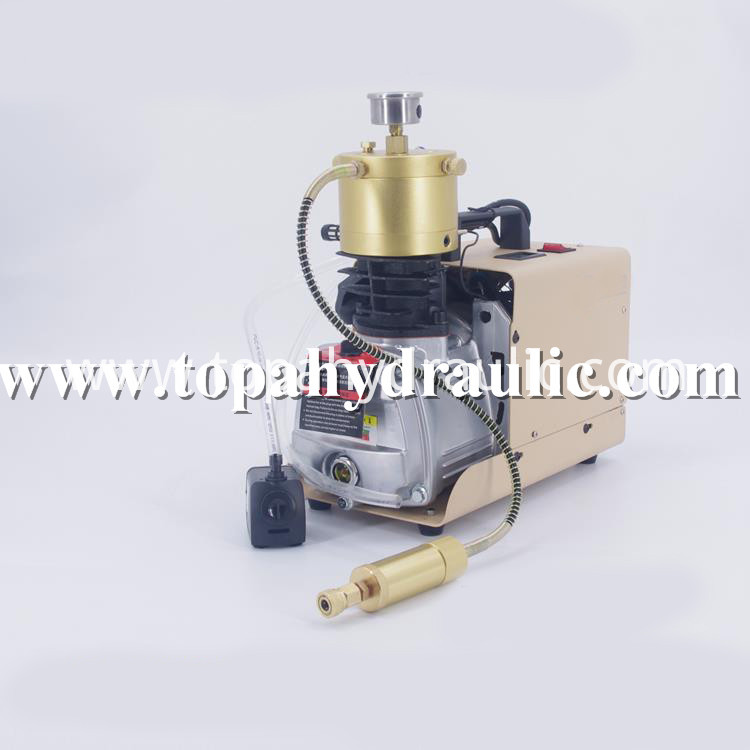 Electric airgun pcp 4500 psi air compressor