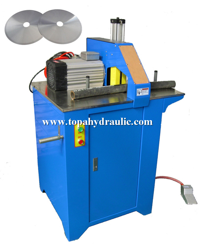 HC-350B parker hydraulic hose cutting machine