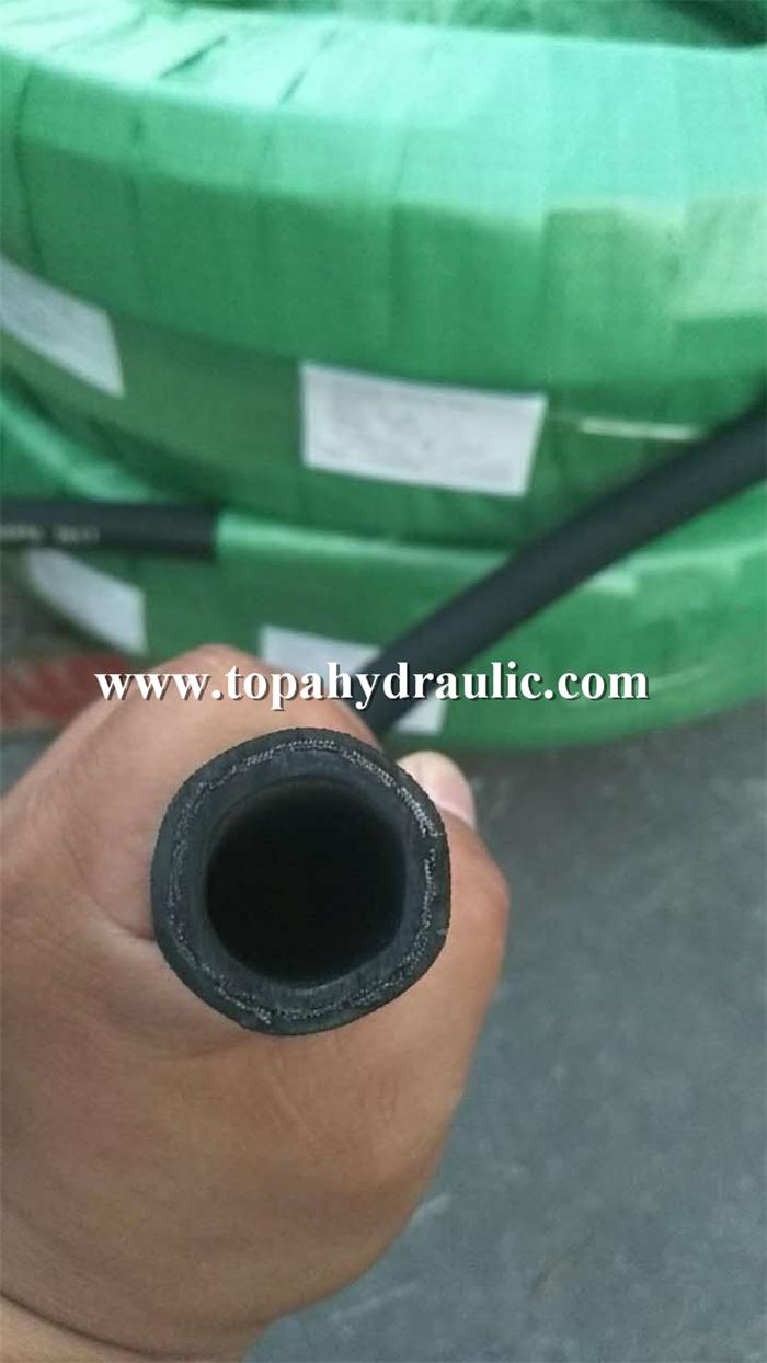 high temperature 2 inch rubber aeroquip hydraulic hose