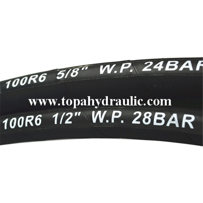 New Delivery for Parker Rubber Hose - Car high temperature flexible duct air compressor hose –  Topa
