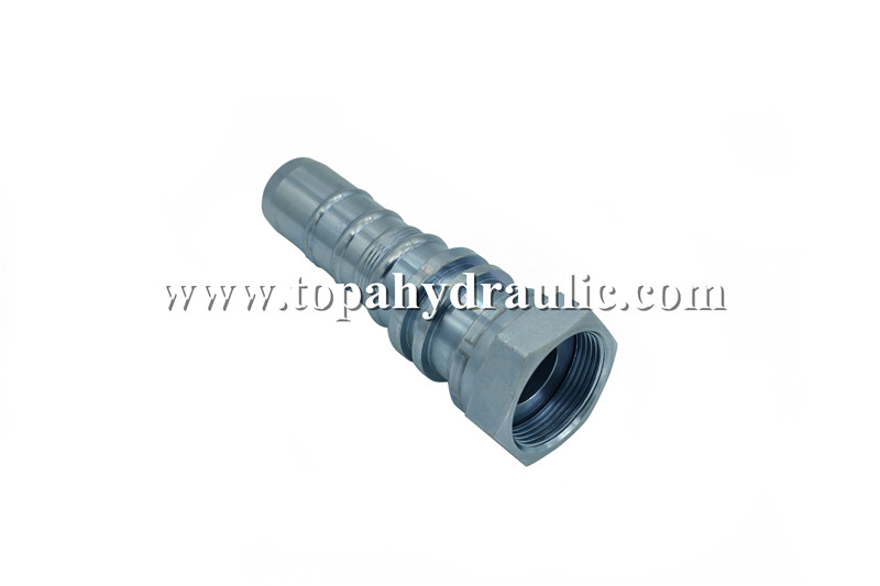 Factory wholesale Parker Bsp Fittings - High pressure small diameter American Hydraulic Fitting –  Topa