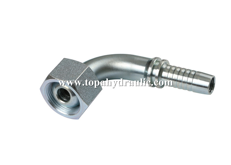 China Supplier Hyd Hose Fittings - Hydraulic cylinder motor pump system fittings –  Topa