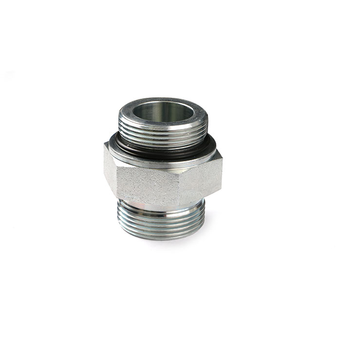 38 bsp female male hose adapter with o ring 1BO