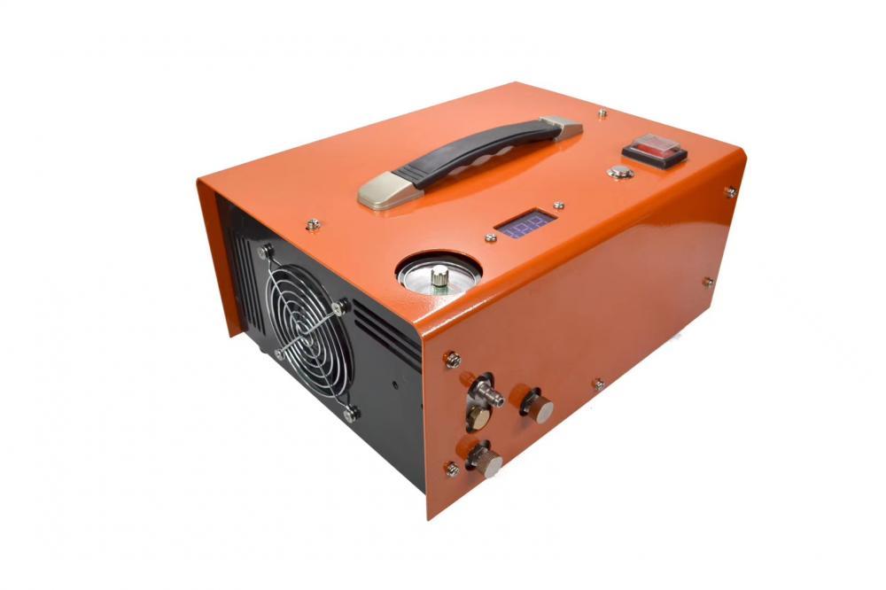 Mini 220V 110V Electric Car 12V air Compressor