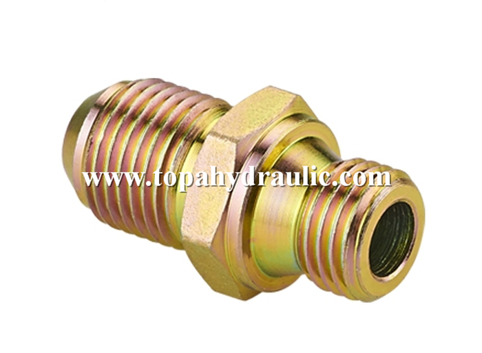 1QL metric hydraulic hose adapter Featured Image