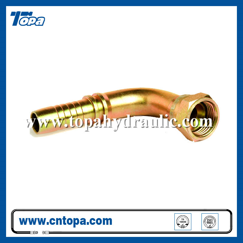 3 4 inch threaded brass hose pipe connectors