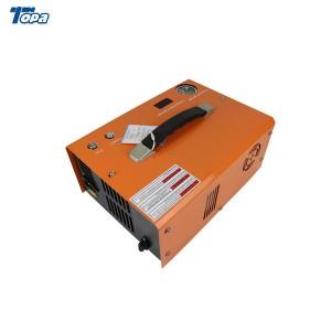 Topa 12/220 Volt12v Dc High Pressure Air Compressor Pcp Without Oil