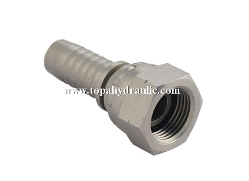 22111 High pressure braided bsp hose fittings