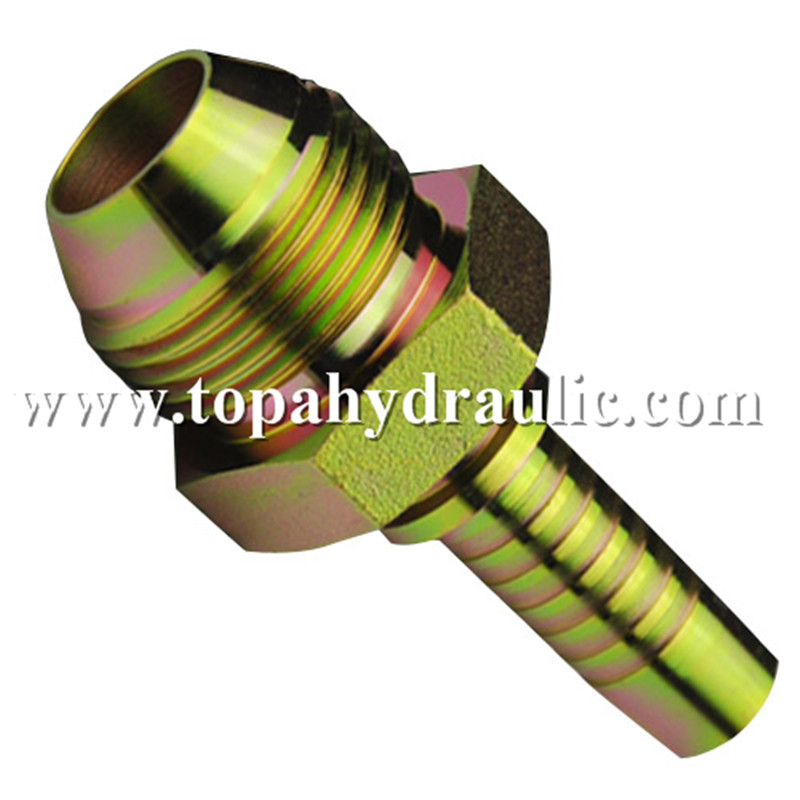 Low price for 16 Jic Fitting - marine hydraulic hose bobcat parker pipe fittings –  Topa