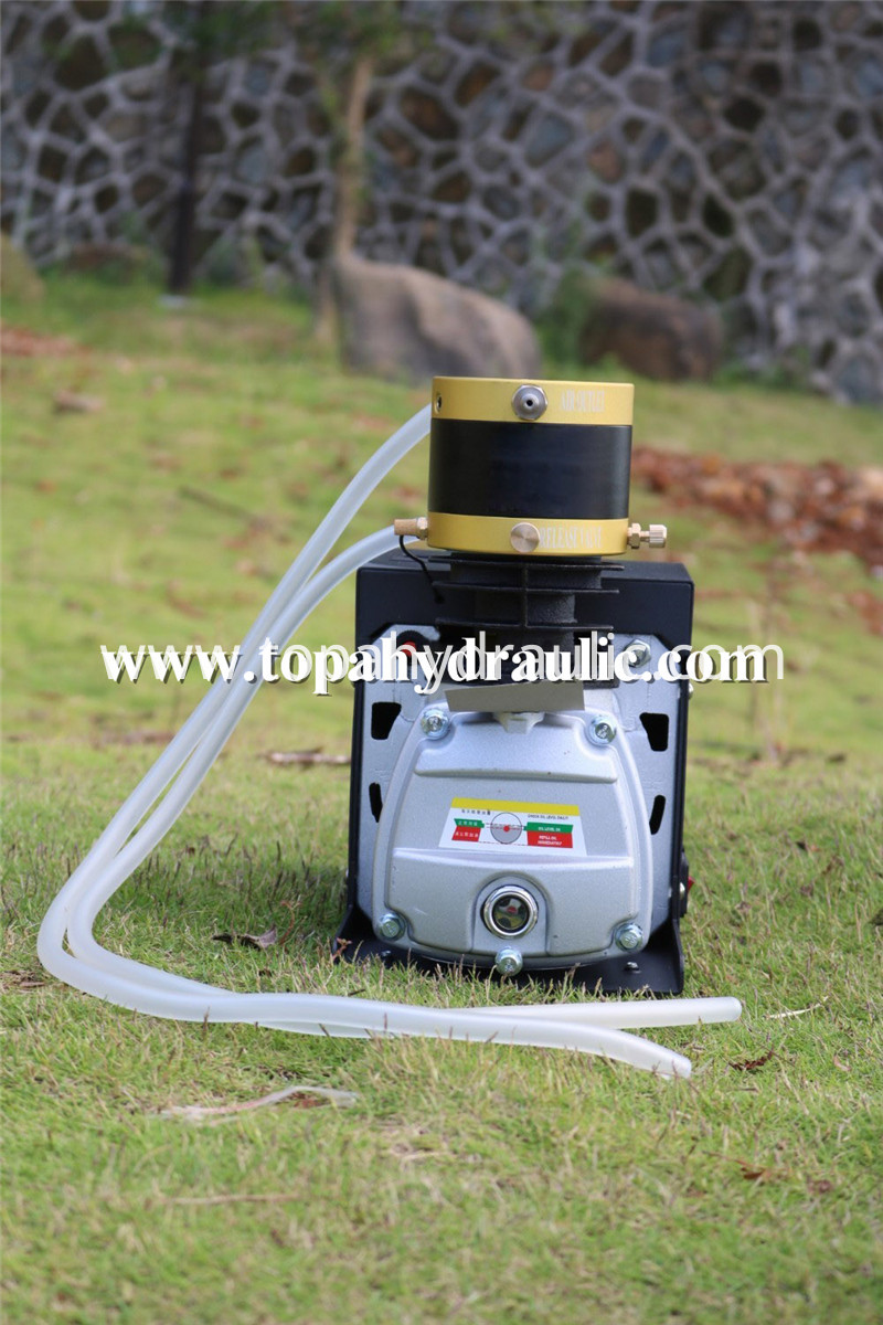 Hot sale PCP Pump 300bar air compressor