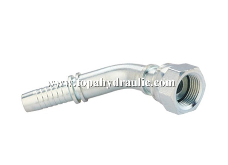 Industrial chart hydraulic hose fittings types