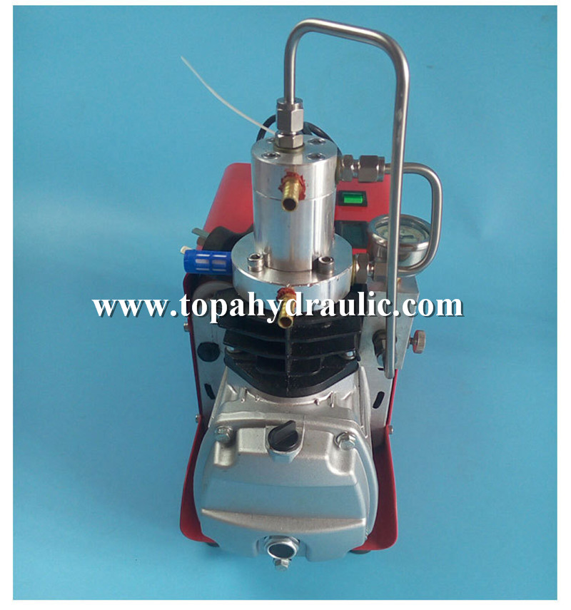 300 bar pump outdoors air compressor gun