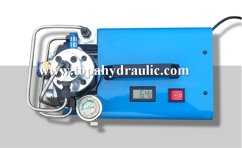 High pressure centrifugal electric piston 300bar compressor