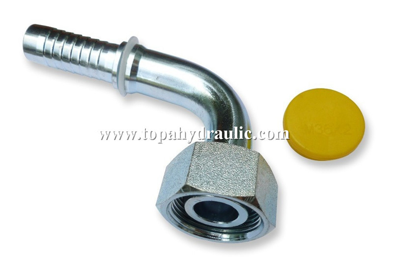 Compressor metric water hose fittings and adapters