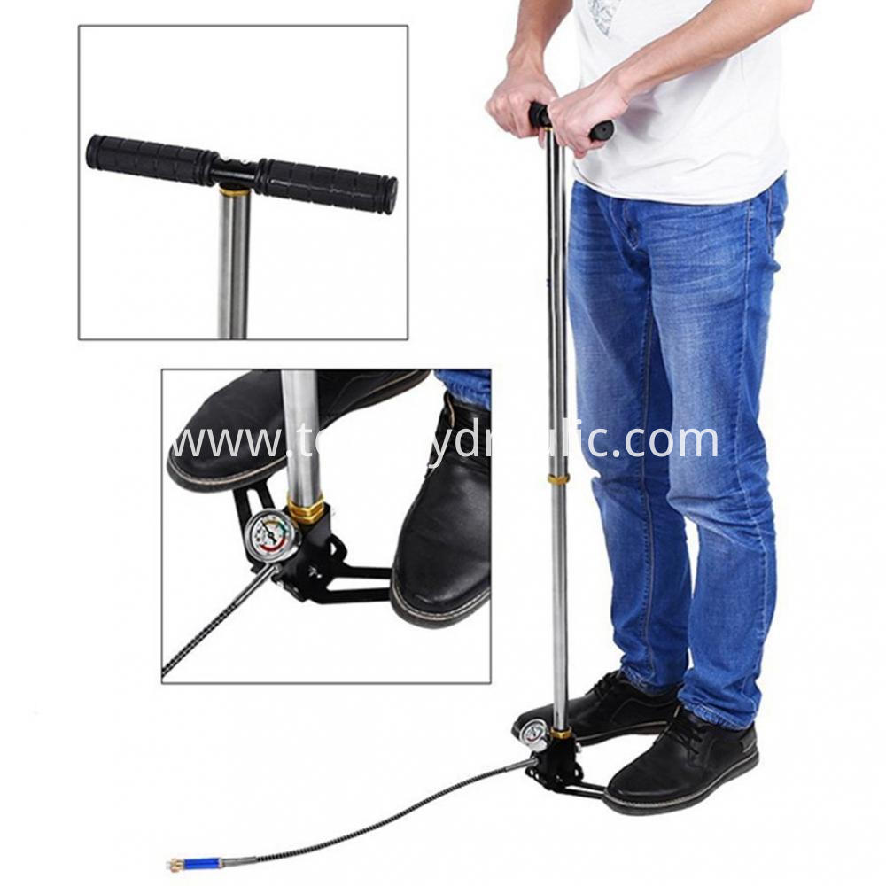 Best high pressure air 3000 psi hand pump
