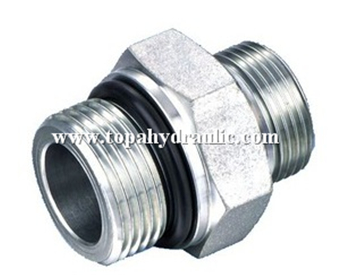 caterpillar flexible hydraulic hose fittings and adapters