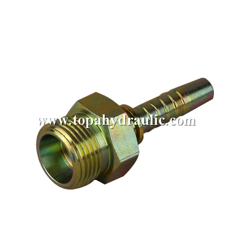 Cheapest Factory Bspt Pipe - Flare universal flexible hydraulic hose pipe tap connector –  Topa