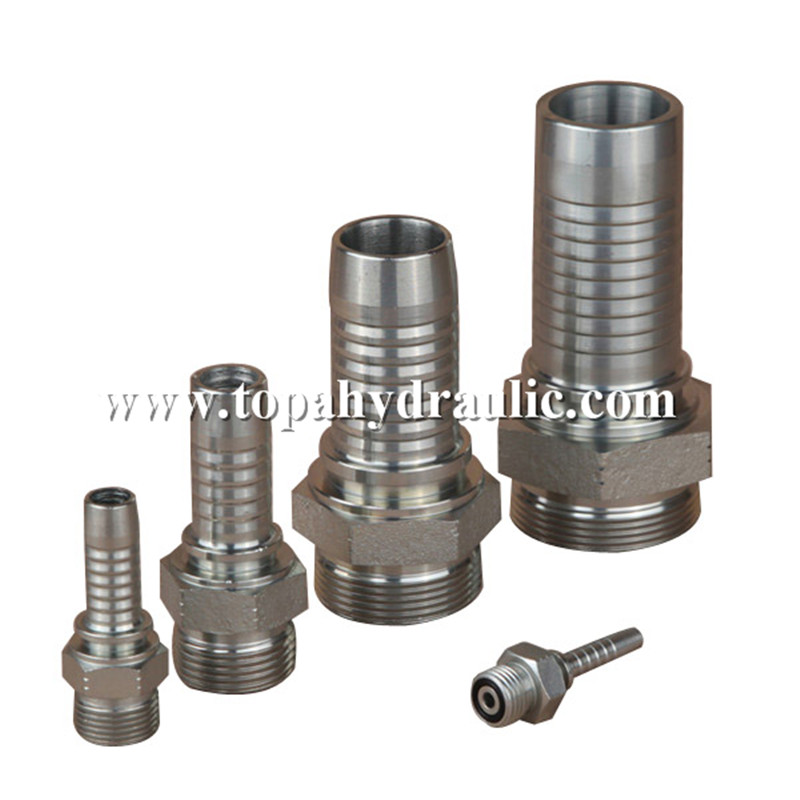 Pump power fitting sizes hydraulic hose distributor