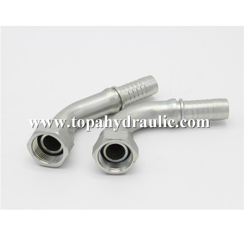 OEM/ODM China Metric Banjo Bolt - european hydraulic komatsu flare tractor  pump fittings –  Topa