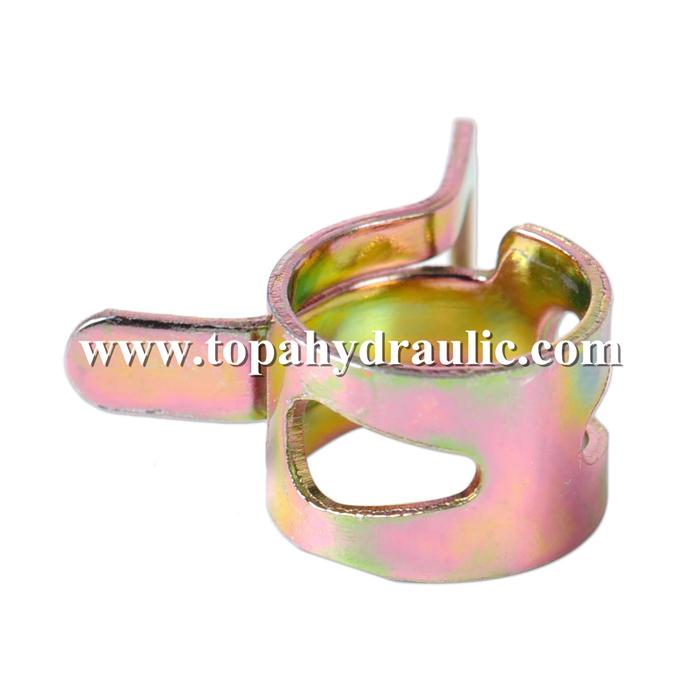 Factory best selling Radiator Hose Spring Clamps - Stainless hose spring hose clamps hose clamp sizes –  Topa