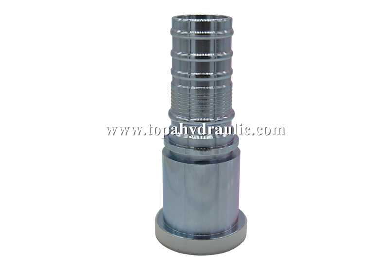 Hydraulic sae code 61 flanges adapters