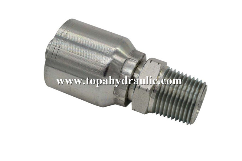 OEM Supply Parker Hose Barb - Hose connectors hose fittings hydraulic system –  Topa