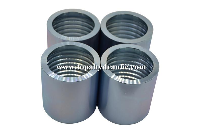 00110 Silver Zinc complete marine steel ferrules