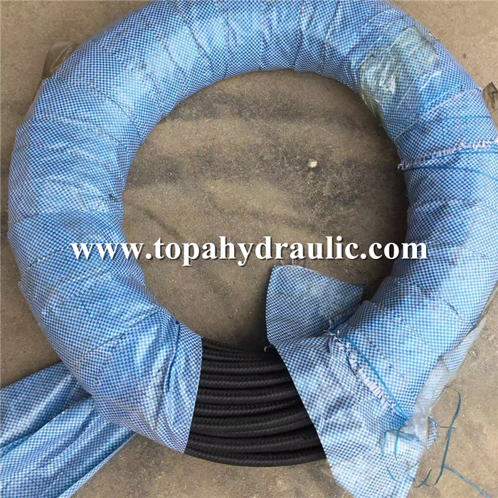 Tractor hydraulic hose pipe fittings adapters connectors