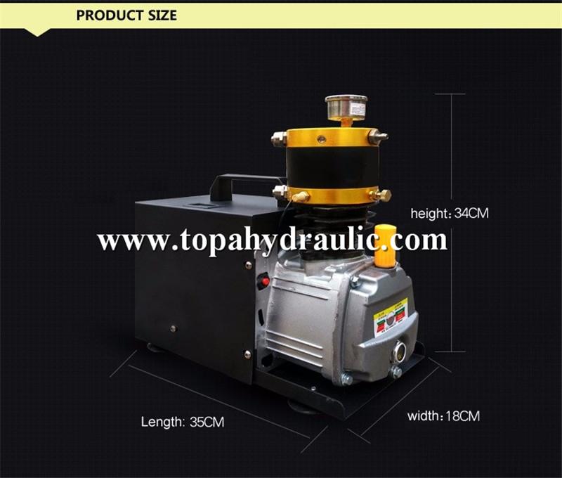 Free sample for Pcp Compressor 12v 4500 Psi - High pressure breathing mobile dental 300Bar air compressor –  Topa