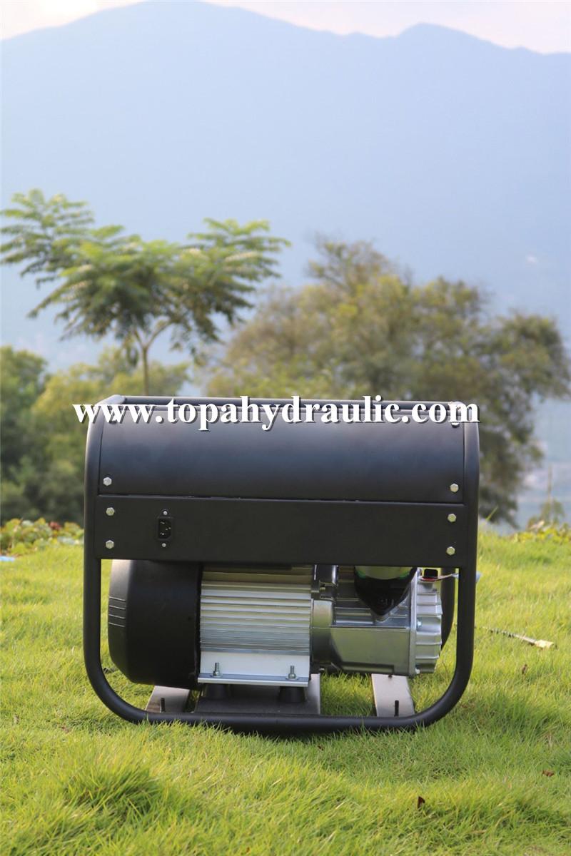 High pressure petrol auto pcp air compressor