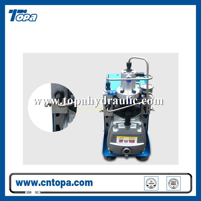200 psi medical 12v air compressor with tank