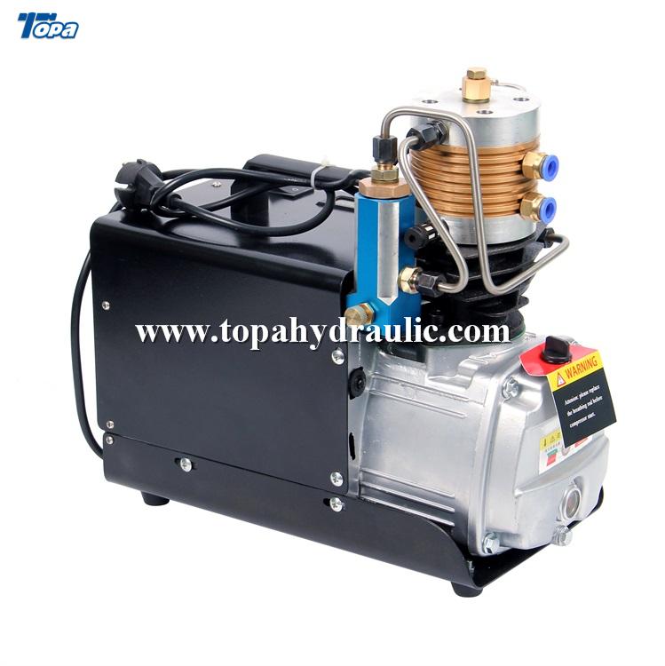 300bar high pressure pcp electric water smart home air compressor