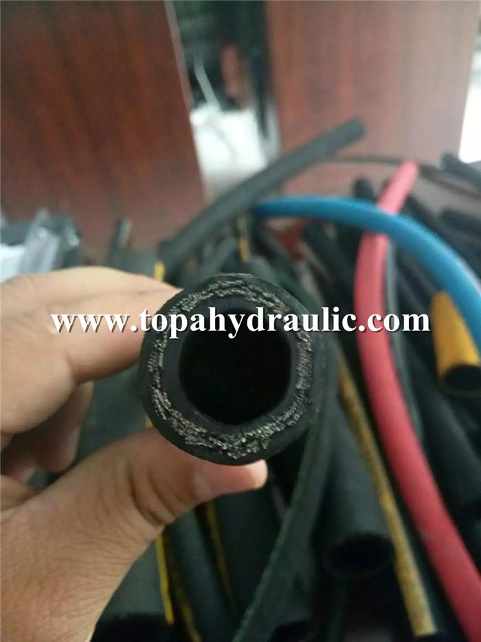 Flexible hydraulic pump water air hydraulic hose
