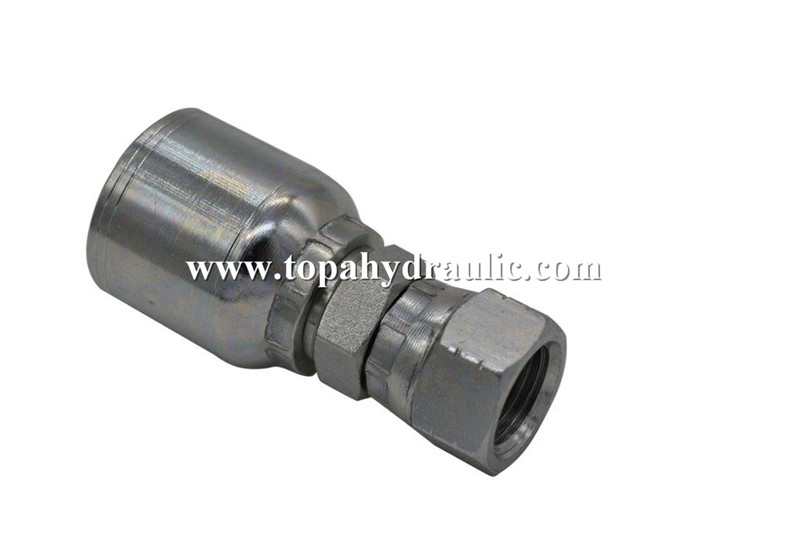 Big discounting Jic Male Fitting - 26711RW voss swaged stainless steel hydraulic fittings –  Topa