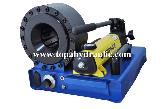 HCM-92S-A hydraulic crimper machine for hose