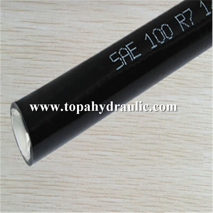 Gasoline flexible gas large diameter hydraulic rubber hose