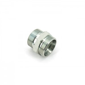 1db Reusable Hydraulic Metric To Imperial Thread Adapters Pipe Fittings