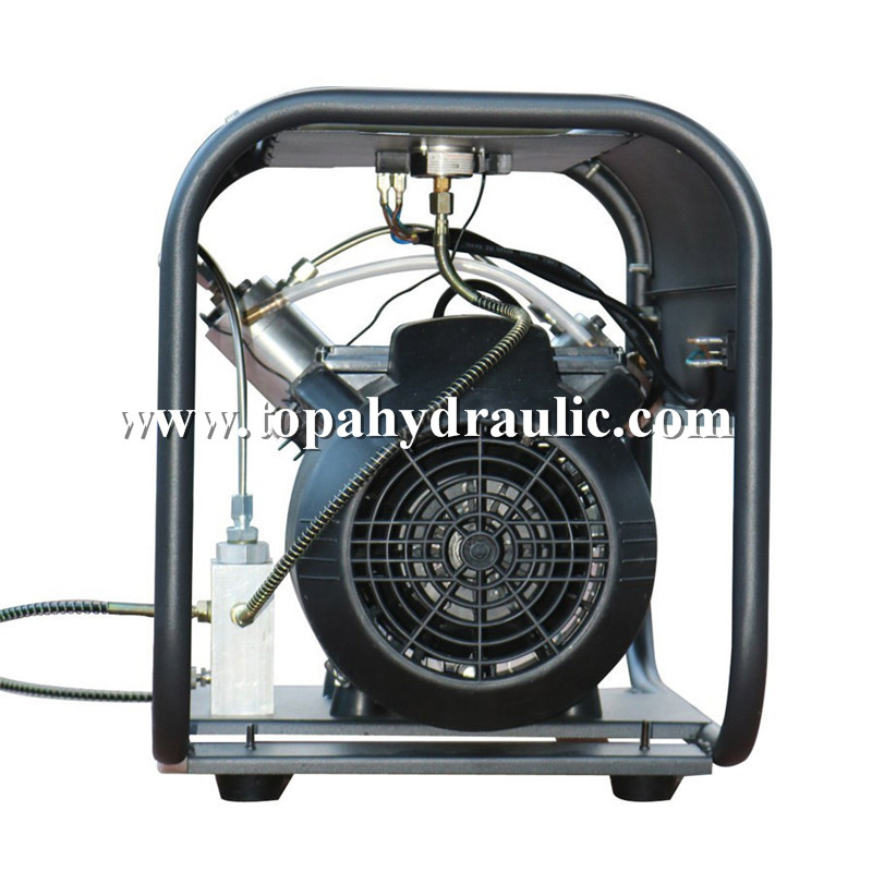 High pressure pump 300 bar electric compressor