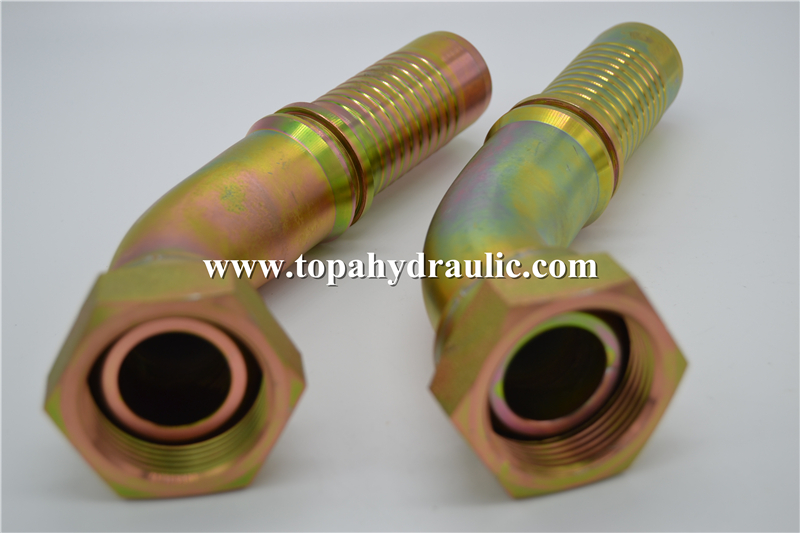 Special Price for Npt Hydraulic Fittings - Hydraulic fittings near me hydraulic coupling parker fittings –  Topa