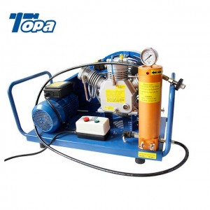 [Copy] Portable Pcp scuba Mini Topa Breathing_air_Tank diving Compressor
