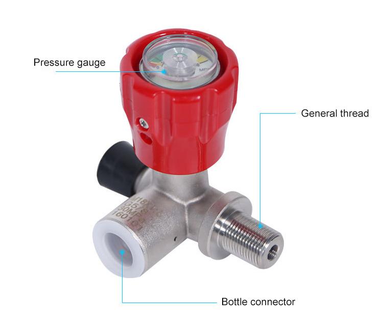 airforce condor valve
