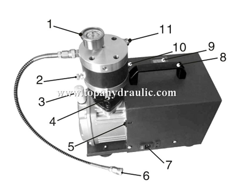 Kompressor portable chinese mini best price air compressor